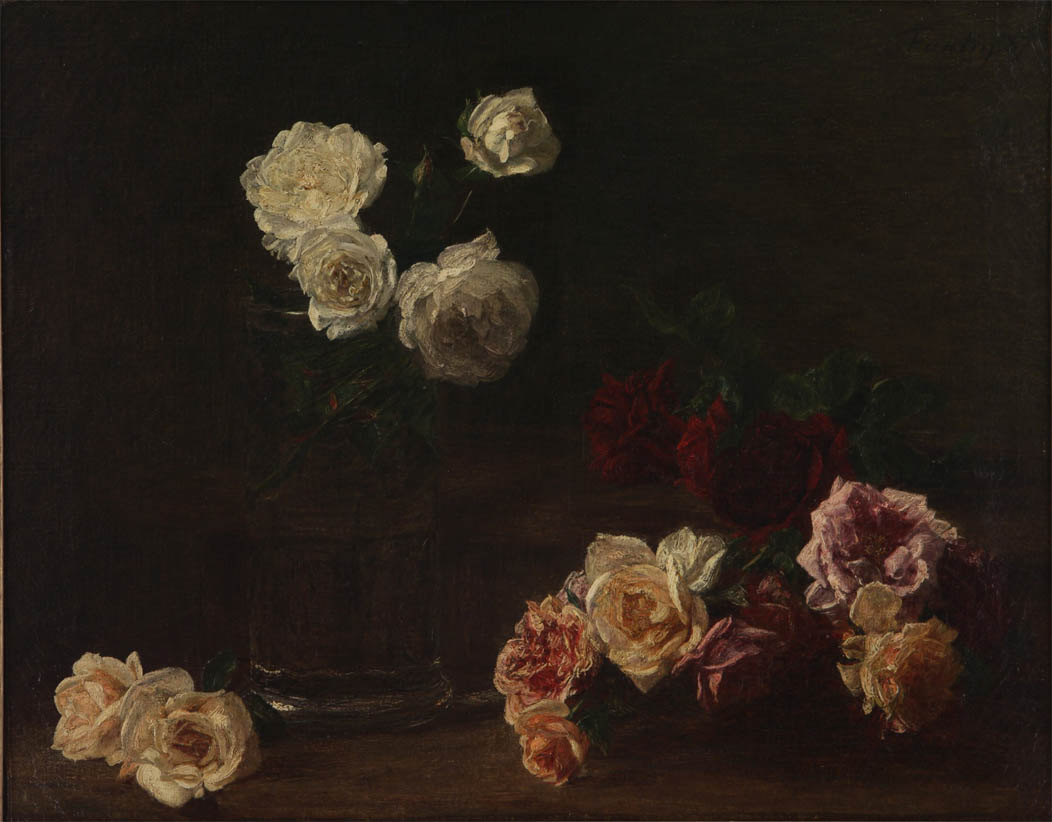 Roses blanches (1887)