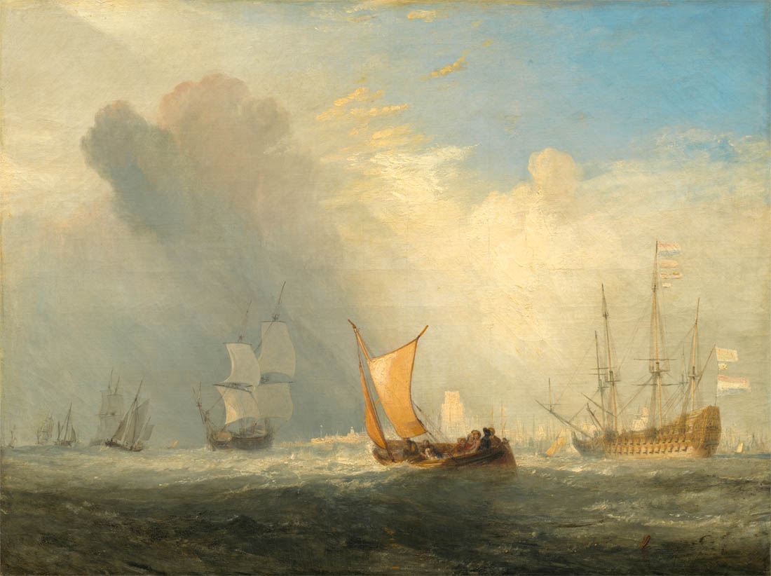 Rotterdam Ferry-Boat (1833)