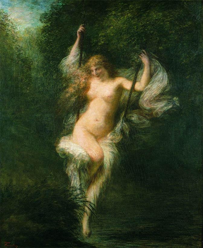 Sara la baigneuse (1887)