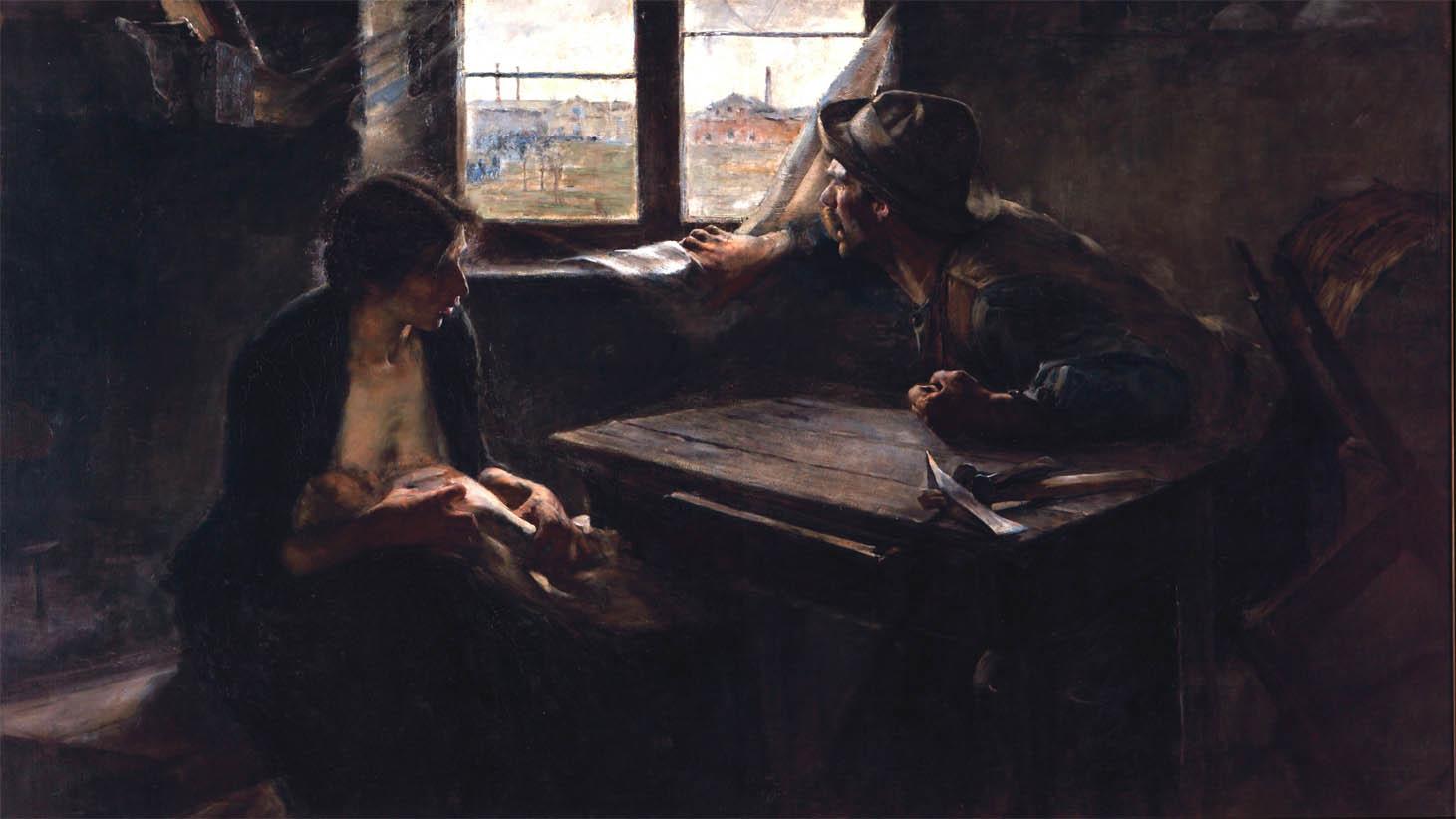 Sin pan y sin trabajo (1893)