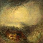 The Evening of the Deluge (c 1843)