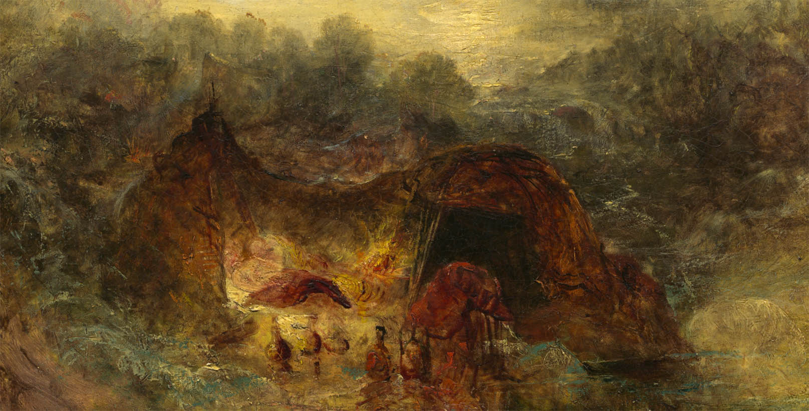 The Evening of the Deluge (c 1843-d-2)