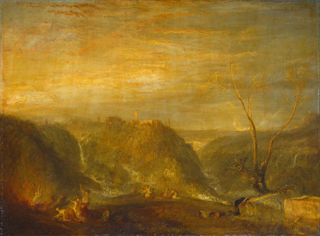 The Rape of Proserpine (1839)