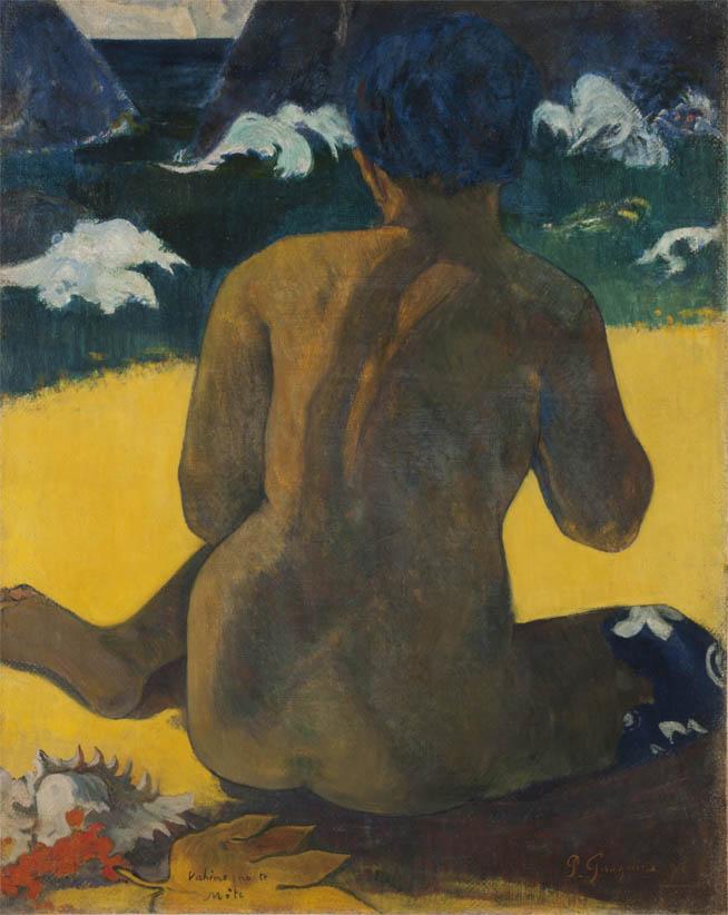 Vahine no te miti (1892)