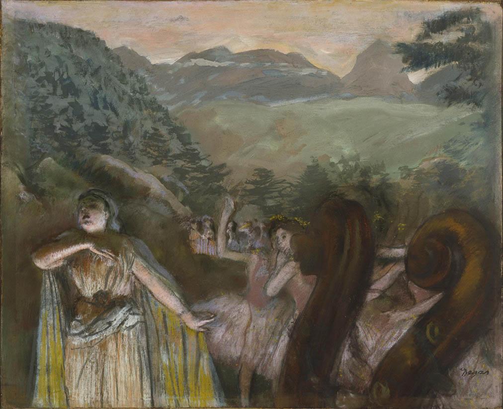 Aria après le ballet (1879)