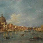 Canal Grande e San Simeone Piccolo