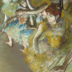 Danseuses sur la scène (1883)