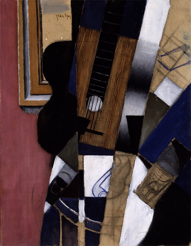 Guitare et pipe (1913)