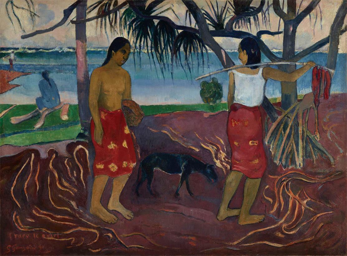 I Raro te Oviri (1891)