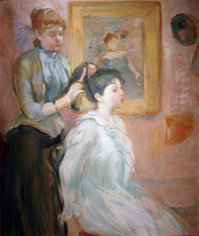 La Coiffure (1894)