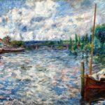 La Seine à Chatou (1874)