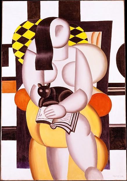 La femme au chat (1921)