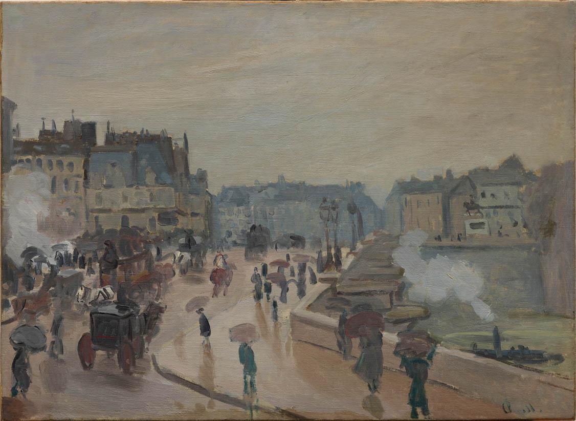 Le Pont Neuf (1871)