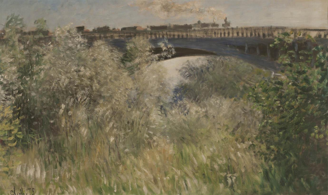 Le Pont d'Argenteuil (1875)