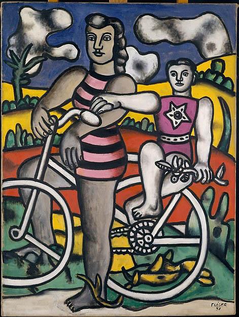 Le cycliste (1951)