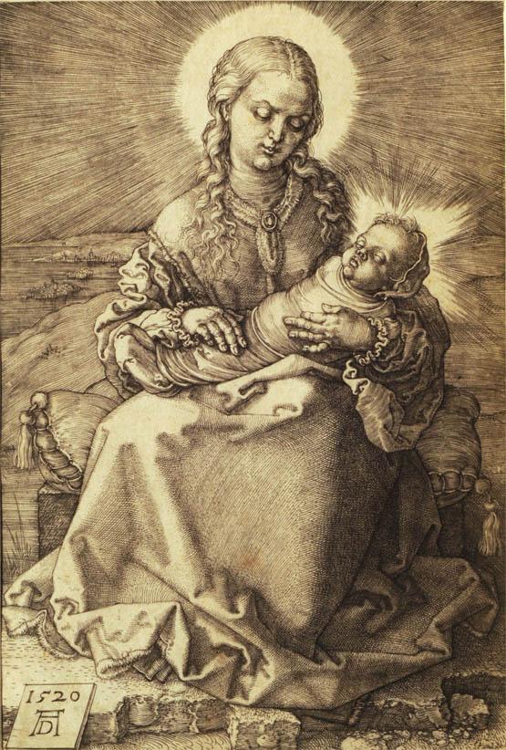 Madonna and Child (1520)