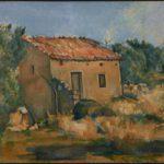 Maison abandonnée près d'Aix-en-Provence (1885)