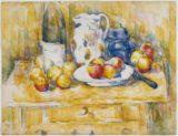 Nature morte avec pommes sur un buffet (1900-1906)