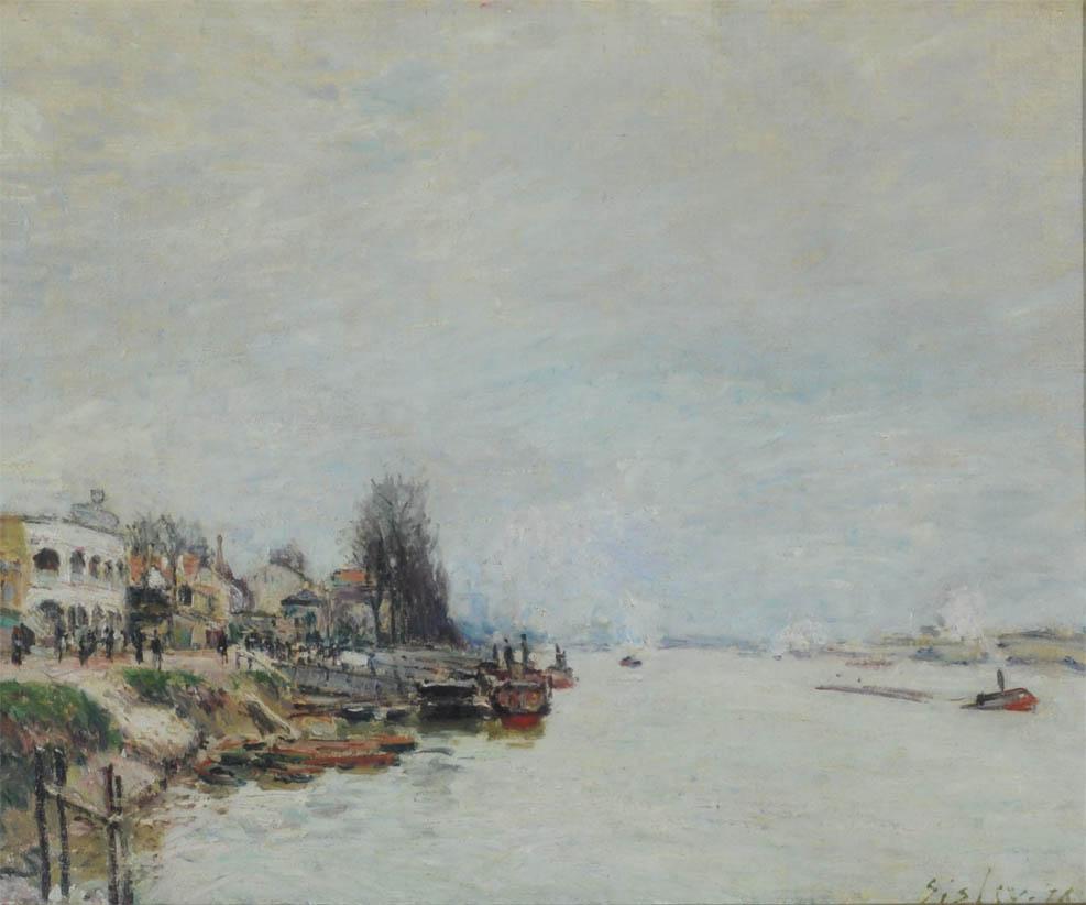Point du jour (1878)