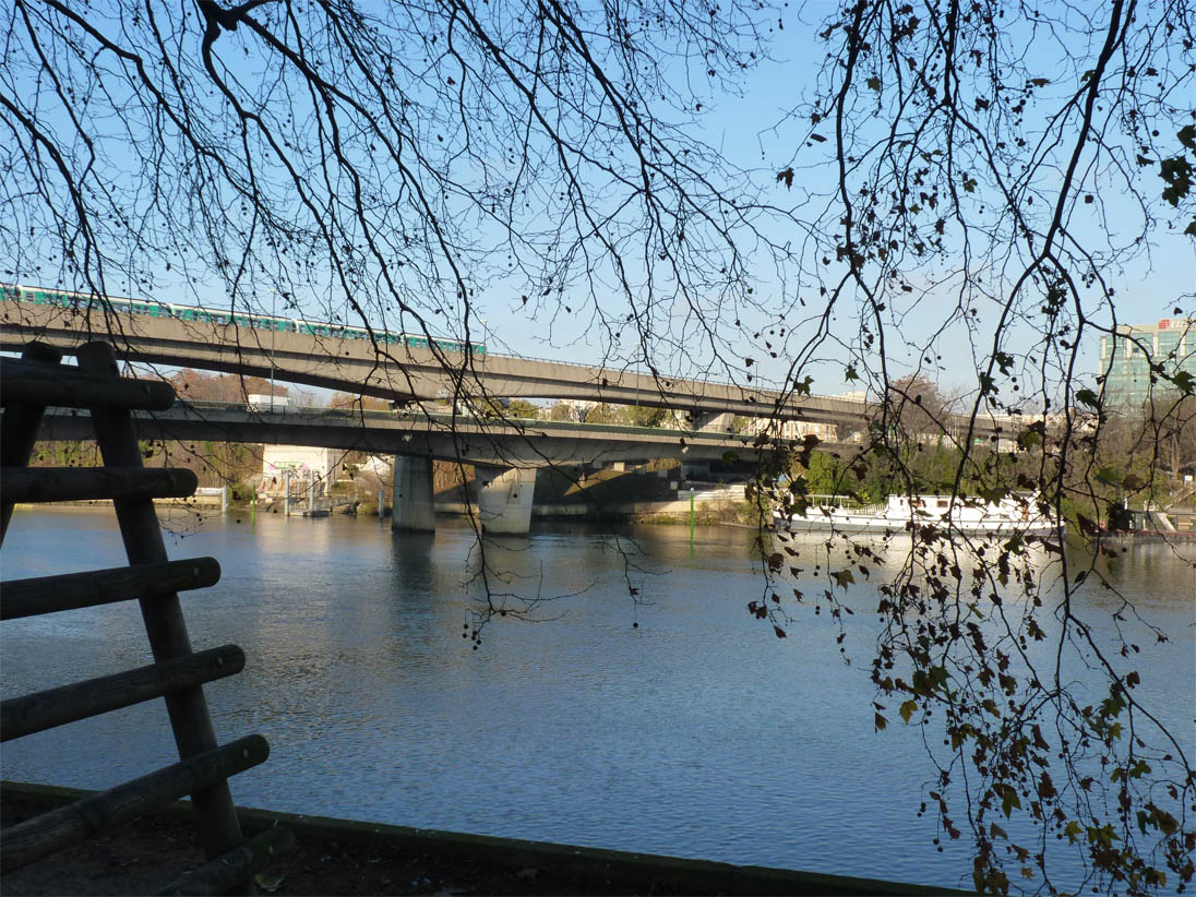 Pont de Clichy (Asnières-sur-Seine-Clichy)