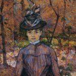 Portrait de Suzanne Valadon (1885)