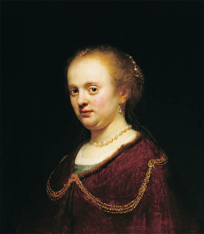 Portrait of Young Woman (1634)