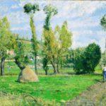 Prairies du Valhermeil près Pontoise (1874)