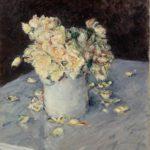 Roses jaunes dans un vase (1882)