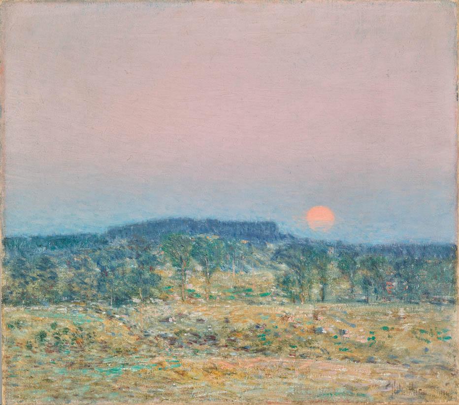 September Moonrise (1900)
