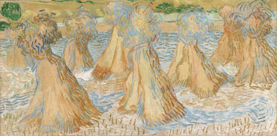 Sheaves of Wheat (1890)