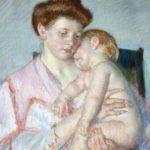 Sleepy Baby (c 1910)