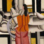 Trois Femmes et nature morte, Déjeuner (1920)