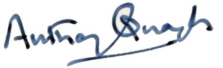 Anthony Quayle-signature