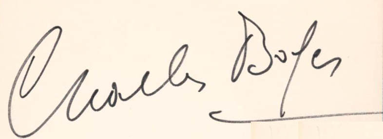 Charles Boyer_signature