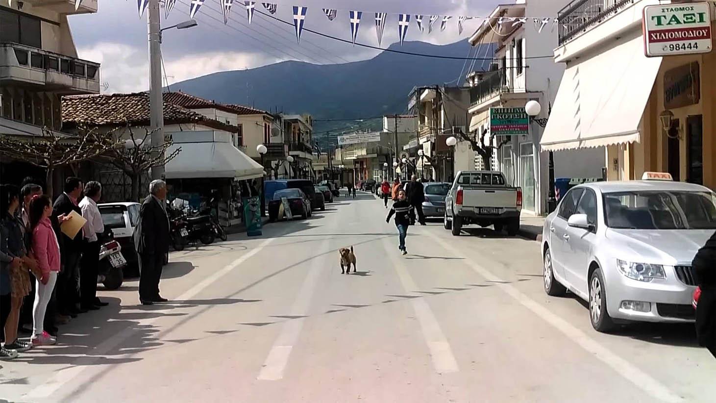 Chiliomodi (Greece)