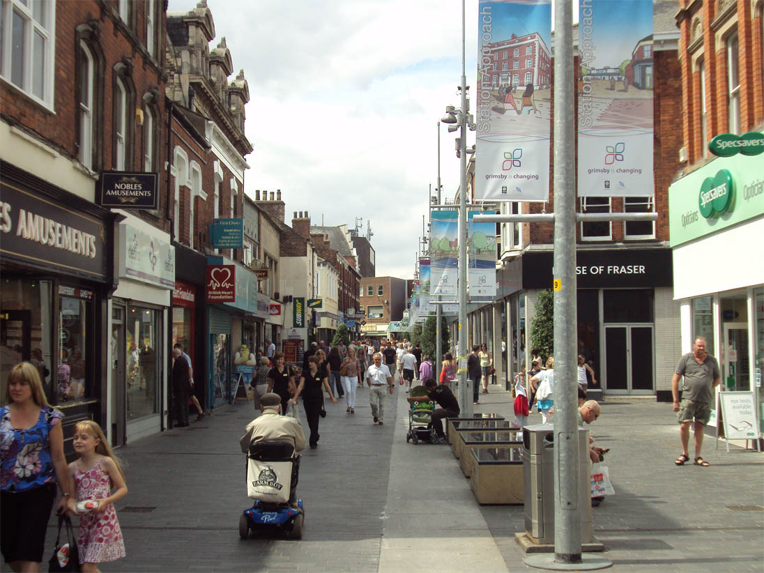 Grimsby (England)