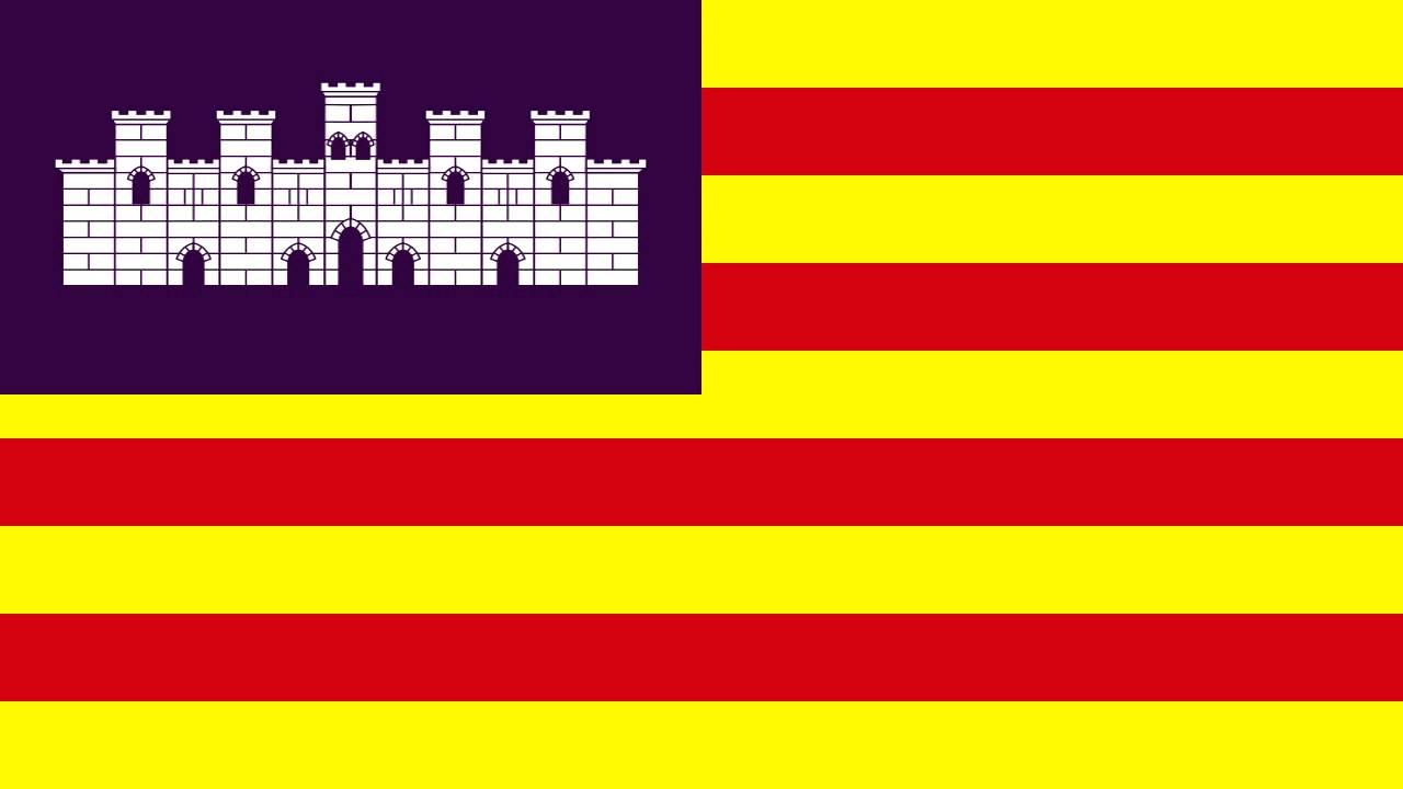 Islas Baleares (flag)