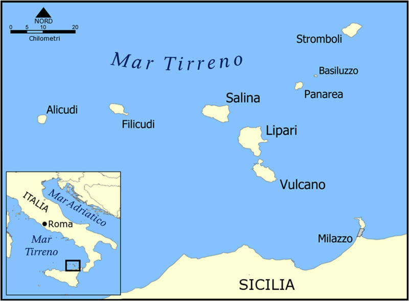 Isole Eolie (Italia)