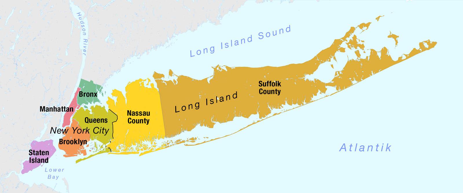 Long Island, NY (USA)