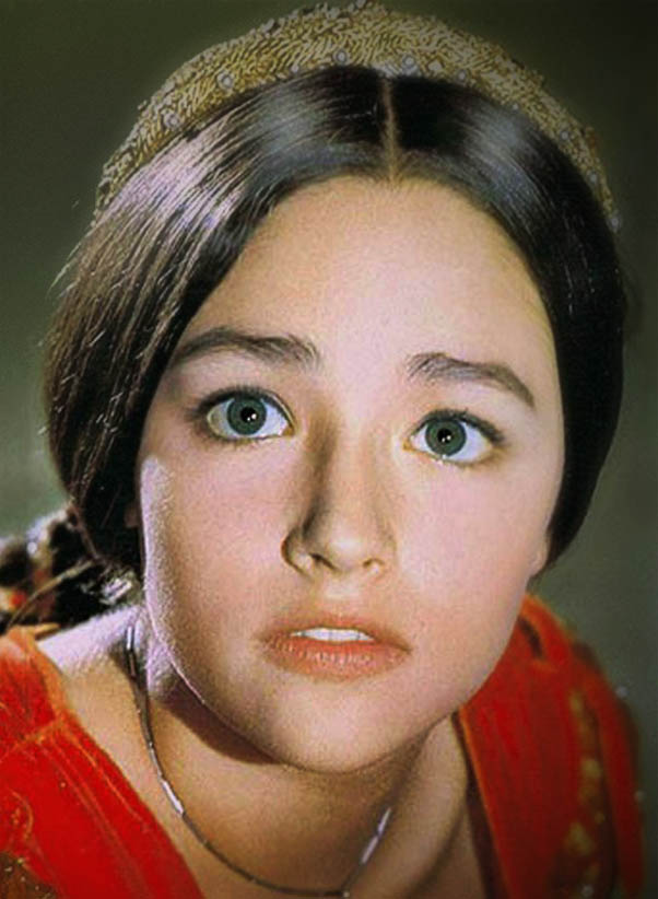 Olivia Hussey – The Ark of Grace