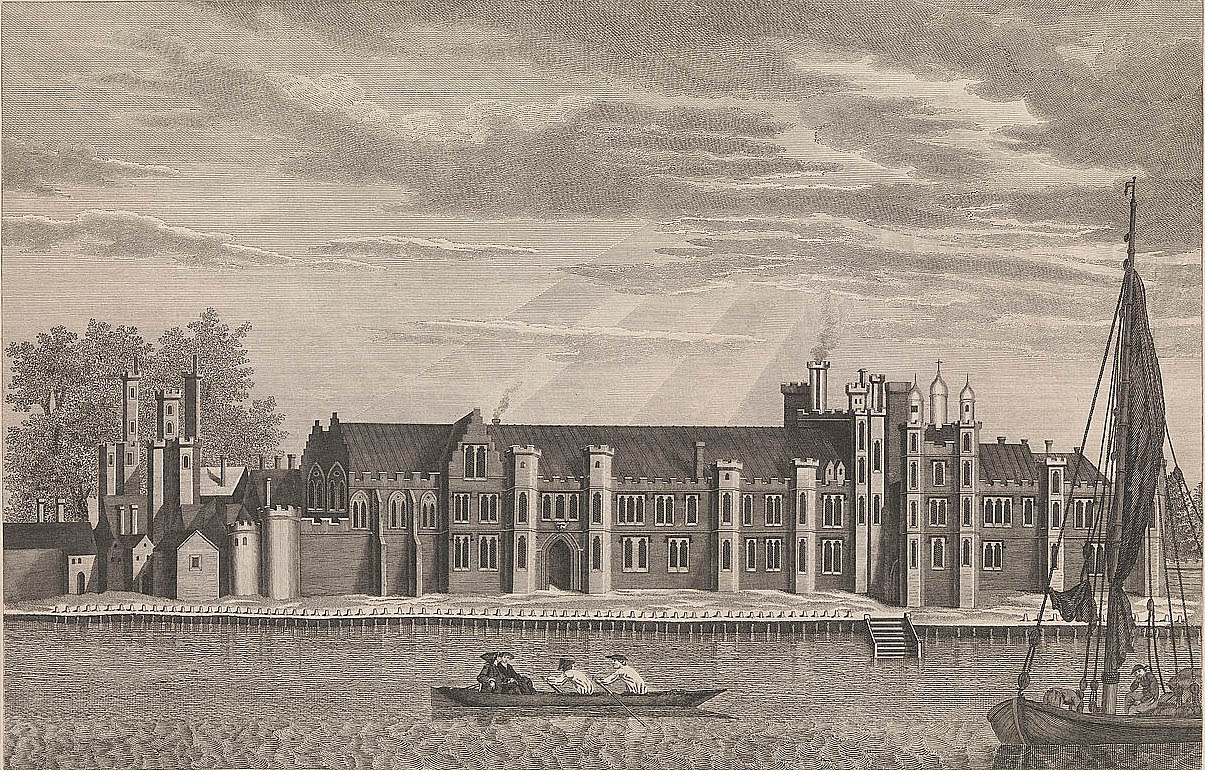 Palace of Placentia, Greenwich (England)