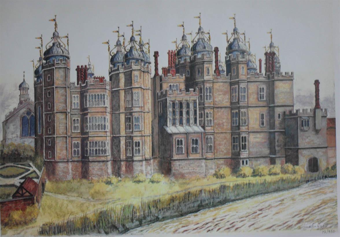 Richmond Palace, Surrey (England)