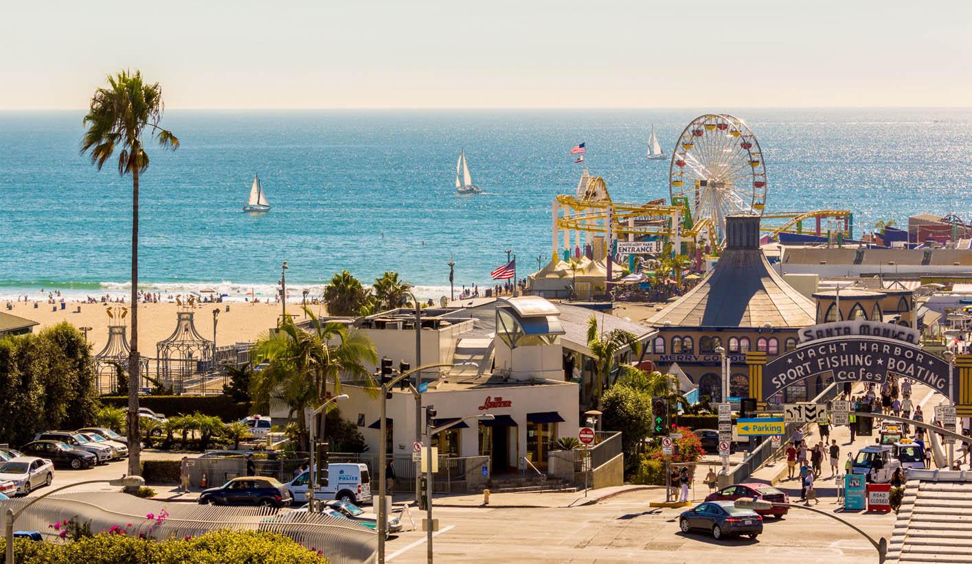 Santa Monica, CA (USA)