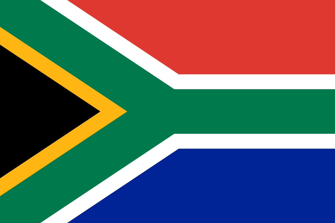 South Africa (flag)