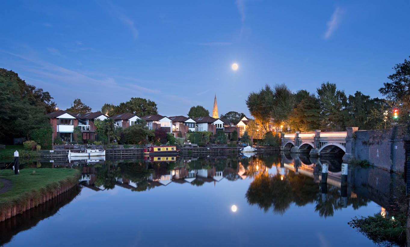 Weybridge (England)