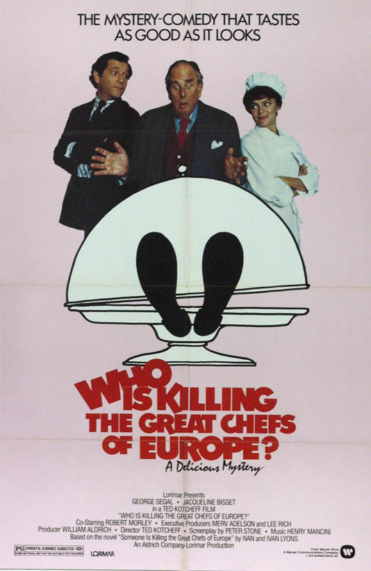Who Is Killing the Great Chefs of Europe (1978)