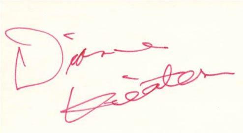 Diane Keaton_signature