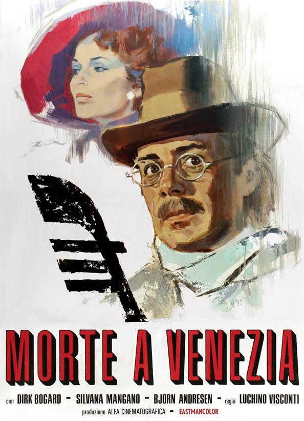 Αποτέλεσμα εικόνας για Morte a Venezia (1971)