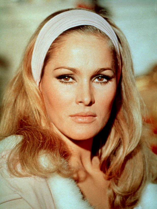 Ursula Andress – The Ark of Grace